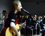ВІДЭА Выступ Ігара Палынскага (гурт Sumarok)