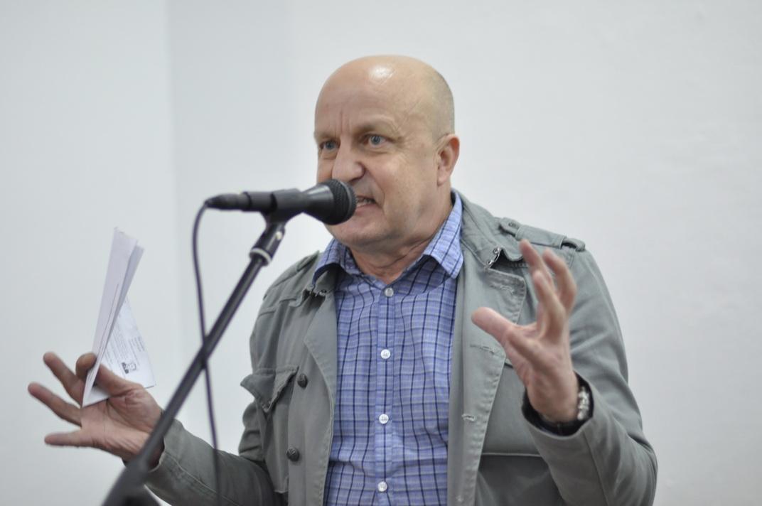 ВІДЭА Выступ Вячаслава Ракіцкага
