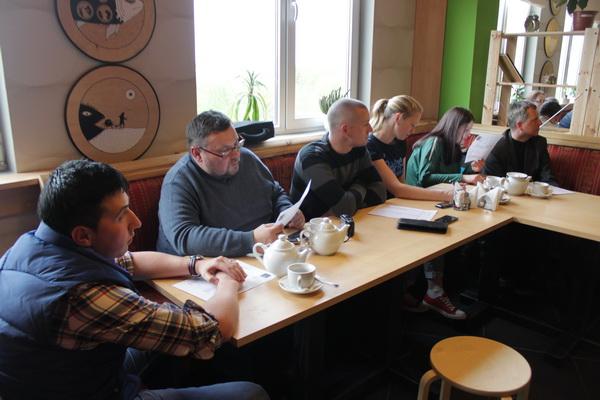 Мова Нанова сабрала ў Маладзечне больш за 50 чалавек (ФОТА, ВІДЭА)