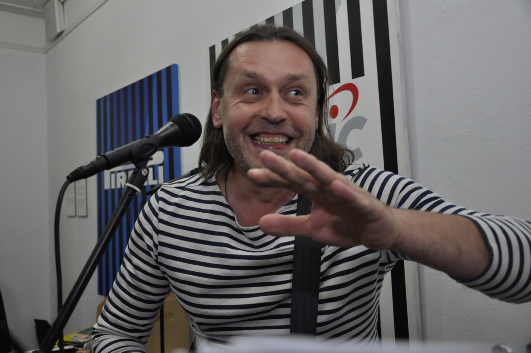 ВІДЭА Выступ Змітра Вайцюшкевіча 5.05.2014