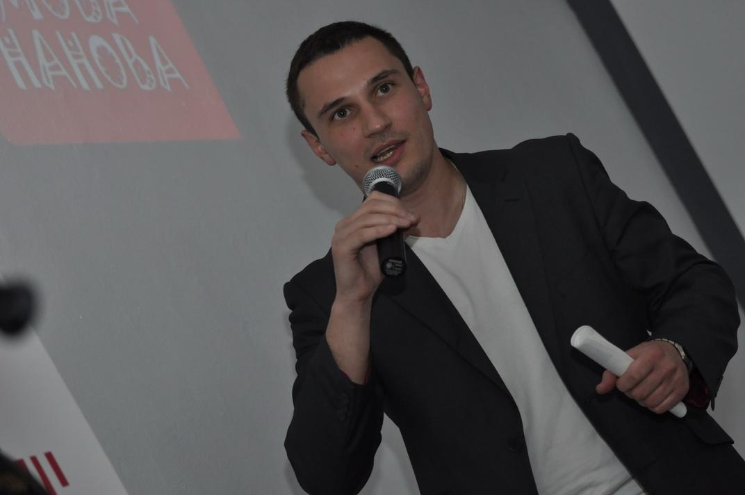 ВІДЭА Выступ Яўгена Валошына 12.05.2014