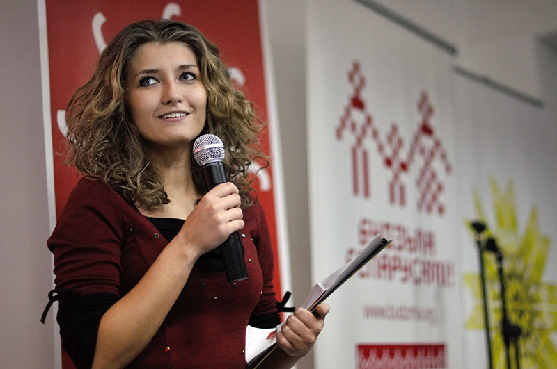 ГОСЦІ Алена Церашкова і Паліна Грынчанка (+відэа)
