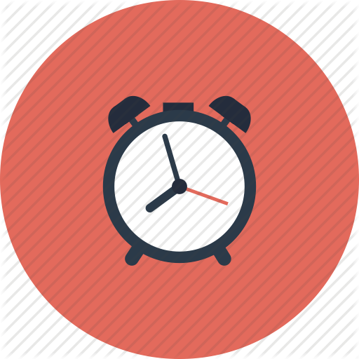 alarm_clock_time_management_office_equipment_business_object_flat_icon_symbol-512