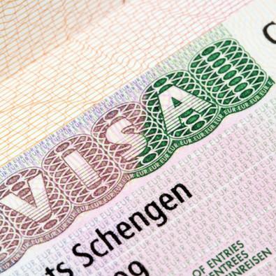 035 Рэгістрацыя і запаўненне анкет на атрыманне Шэнгенскіх віз