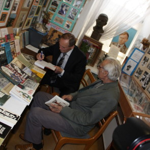 ЦІКАВІНКІ Музеі Васіля Быкава
