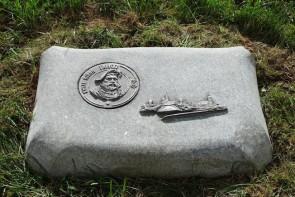 На месцы Клецкай бітвы паставілі новы камень з выявай Міхала Глінскага ФОТАФАКТ