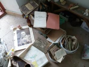 Падчас рэстаўрацыі касцёла ў Валожынскім раёне знайшлі схованку