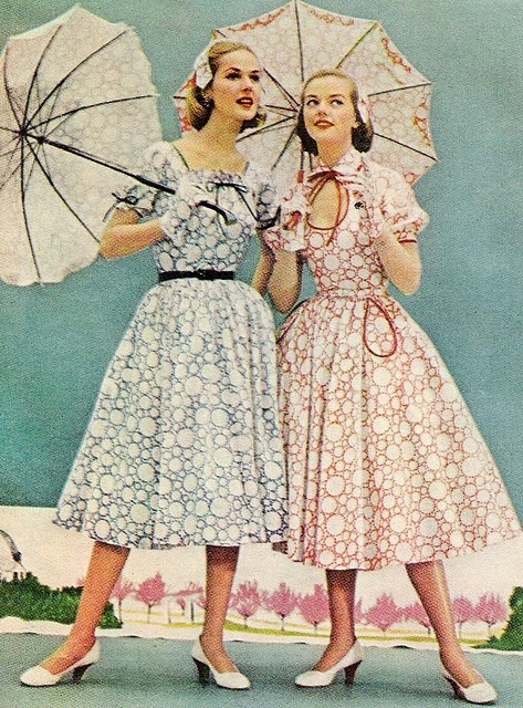 1950s photo of girls clothes № 9862