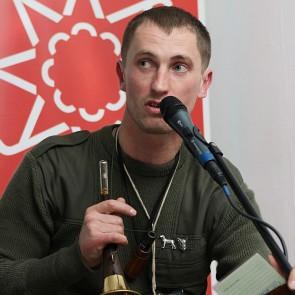 ГОСЦІ Аляксей Пятровіч (паляўнічы з Астраўца)