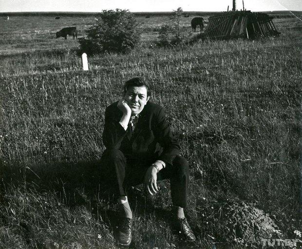 Уладзімір Караткевіч, 1976 год.