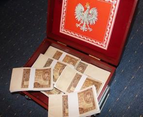Грошы, банкі, дэпазіты ў Заходняй Беларусі