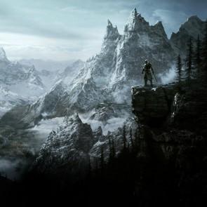 Навагодні міні-агляд The Elder Scrolls 5: Skyrim (ВІДЭА)