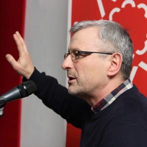 ГОСЦІ Алесь Краўцэвіч
