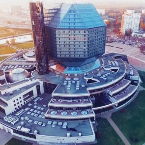 ЦІКАВІНКІ Факты пра Нацыянальную бібліятэку Беларусі