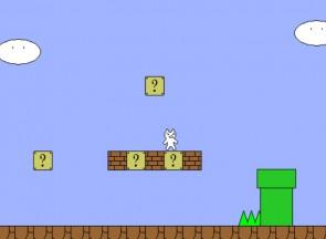 АГЛЯД Беларускамоўны Let'sPlay: Cat Mario (ВІДЭА)