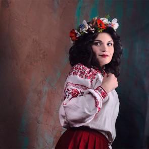 Як насіць беларускі народны строй