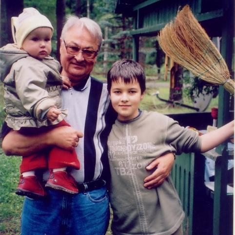 ЦІКАВІНКІ Фота з сямейнага альбома Бураўкіных