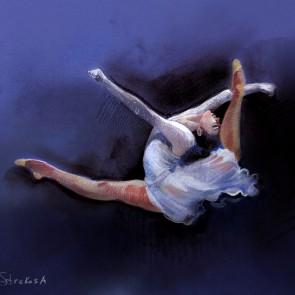 СЛОЎНІК Мастацкая гімнастыка