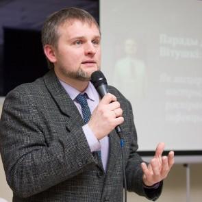 ГОСЦІ Андрэй Вітушка (лекар)