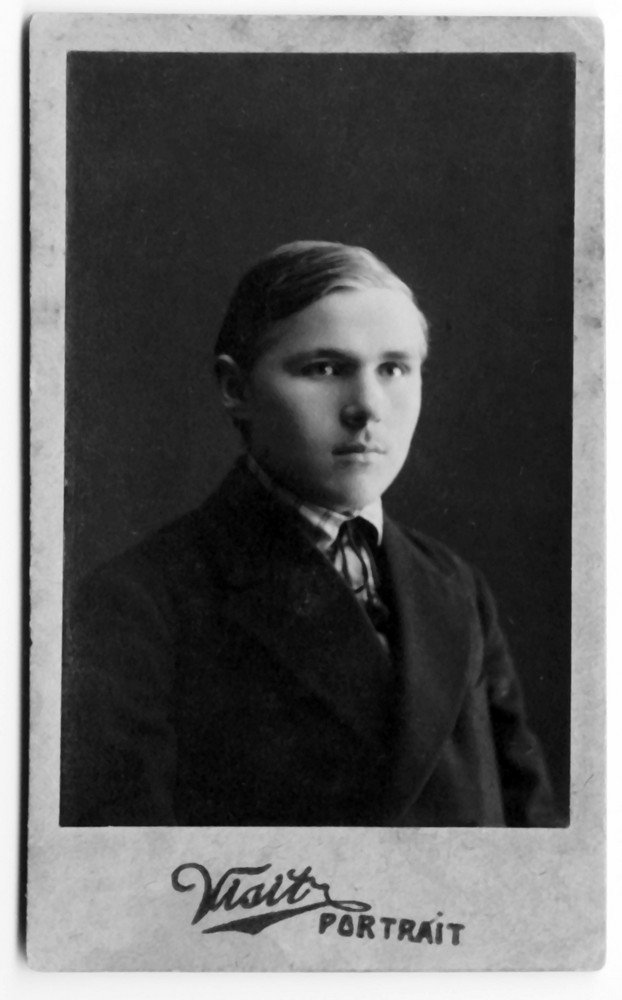 Гаўрыла Гарэцкі. 1919 г.