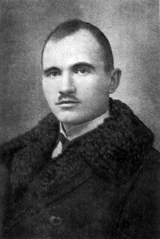 Максім Гарэцкі. 1923 г.
