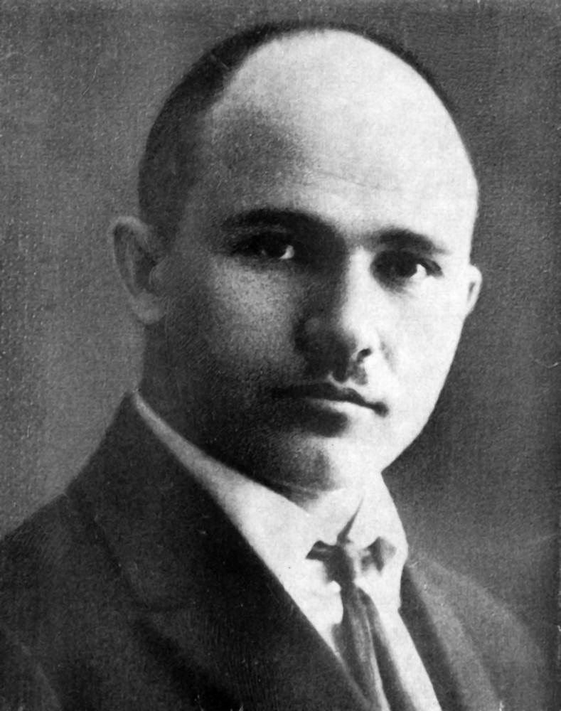 Максім Гарэцкі. Менск, 1928 г.