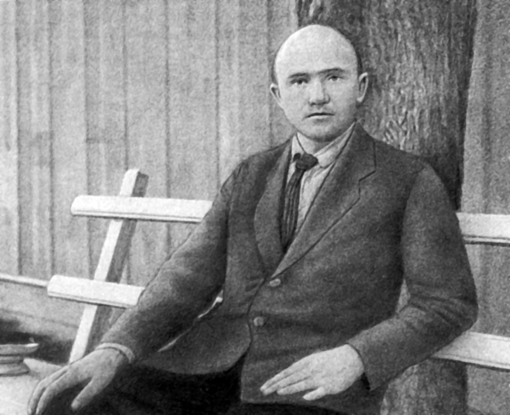 Максім Гарэцкі ў Харкаве. 1928 г.