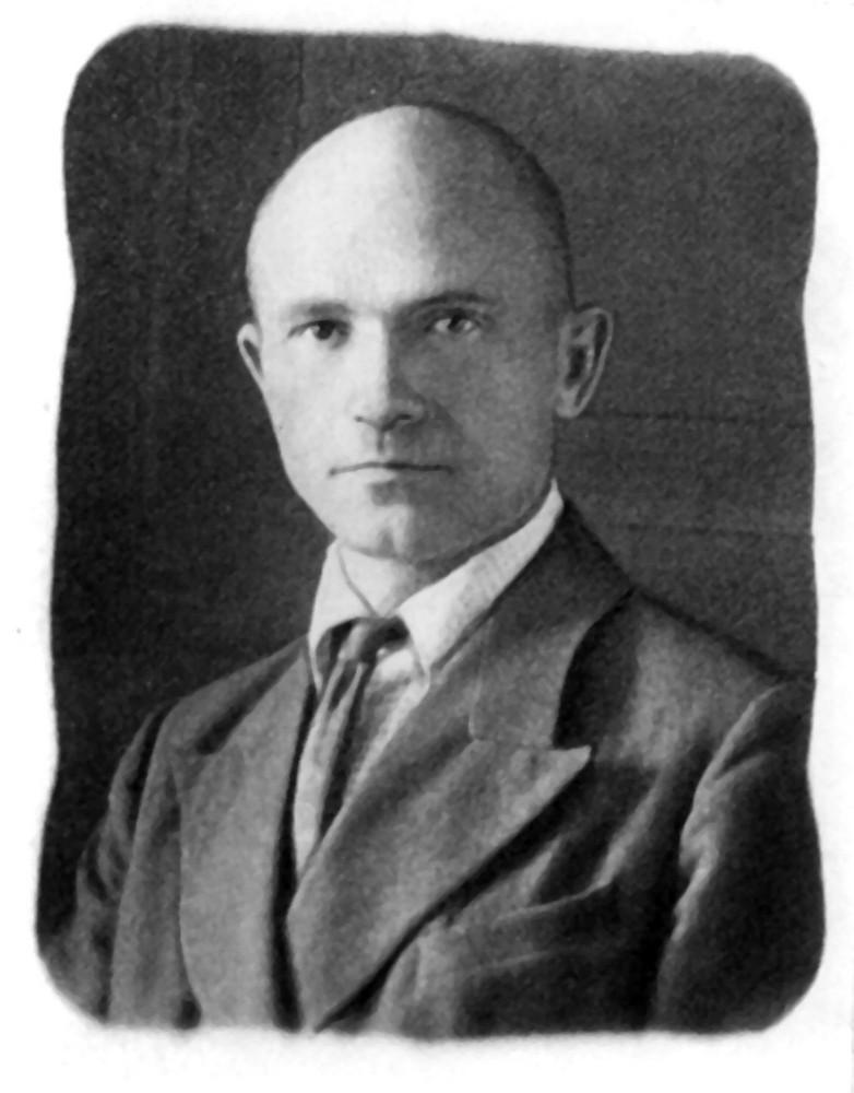 Максім Гарэцкі. Апошні здымак. 1937 г.