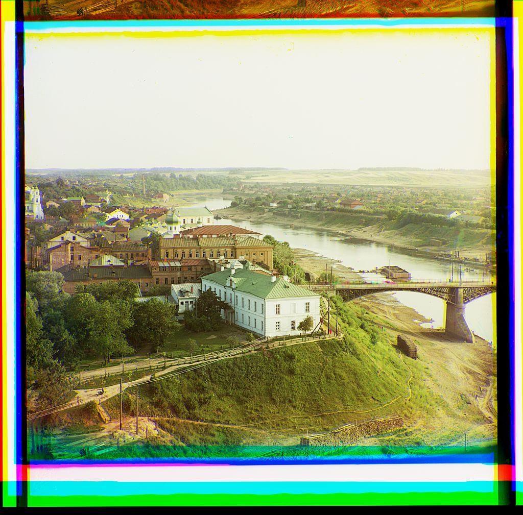ЦІКАВІНКІ Фота Сяргея Пракудзіна-Горскага: каляровая Беларусь пачатку ХХ стагоддзя