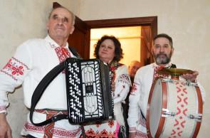 Ансамбль сям'і Бойка з вёскі Гаўрыльчыцы (відэа з заняткаў)