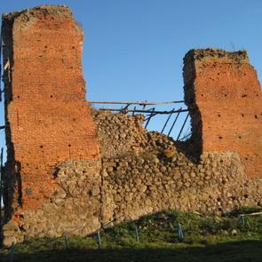 ЦІКАВІНКІ Матэрыялы з раскопак Крэўскага замка