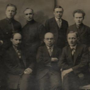 Выпуск 168. Мова пісьменнікаў 1920 — ХГГ.