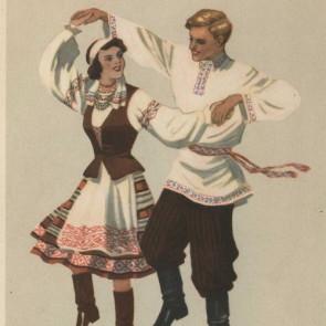 Выпуск 175. Танцы ў маёвым садзе